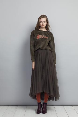 Belladonna Sweater, Carrie Skirt