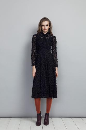 Camille Dress Black