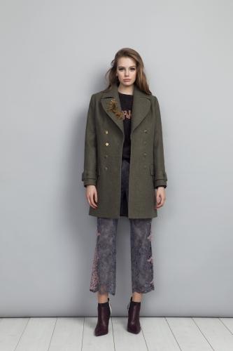 French Jacket, Cornelia Trousers, Belladonna Sweater