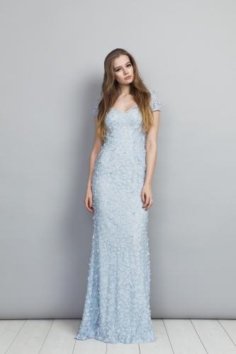 Gigi Dress Blue