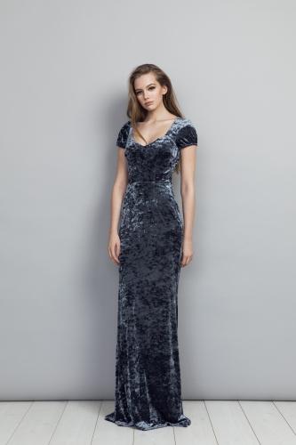Gigi Dress Velvet