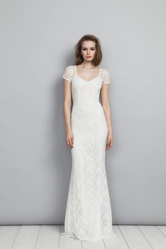 Gigi Dress White