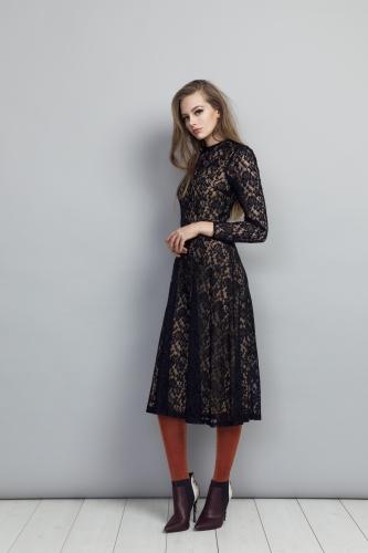 Jamie Dress Black