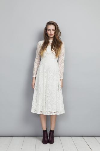 Jamie Dress Ivory