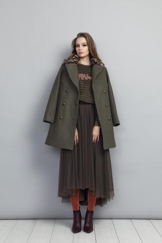 Jess Jacket, Belladonna Sweater, Carrie Skirt