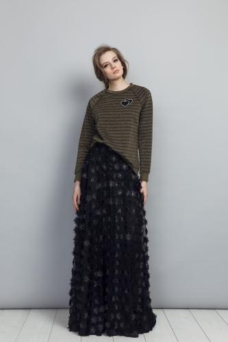 Joey Sweater, Selena Skirt