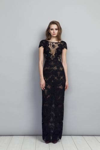 Josephine Dress Black