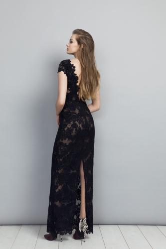 Josephine Dress back view