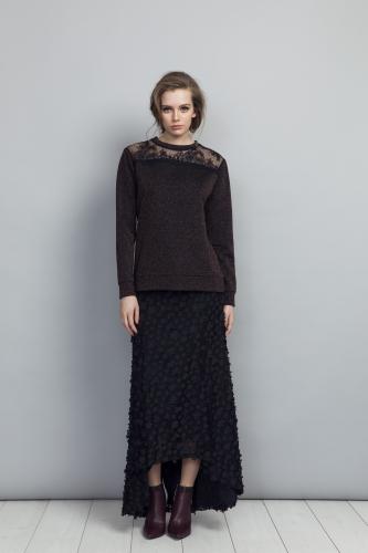 Lisa Sweater, Rainie Skirt