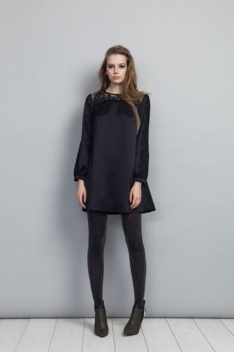 Lula Dress Black
