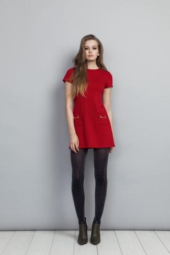Marnie Dress Red