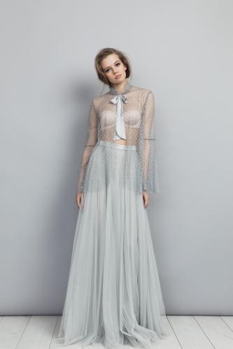 Sphere Blouse Farrah Skirt