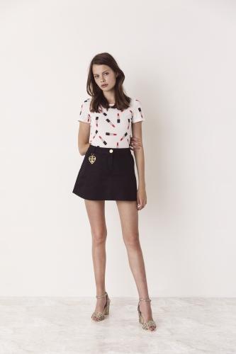 Allen Top Trixie Skirt