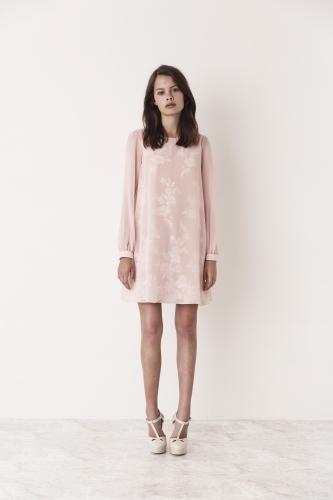 Amerie Dress Pink