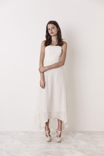 Angel Dress Ivory