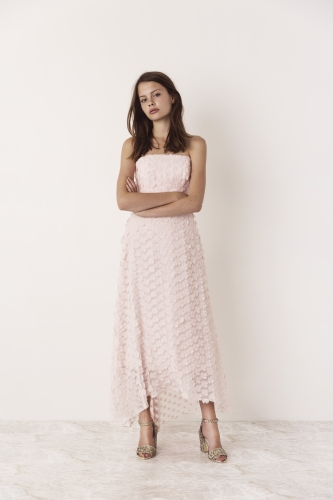 Angel Dress Pink