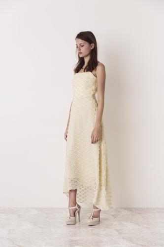 Angel Dress Yellow