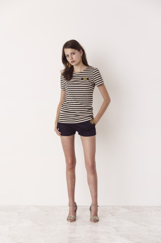 Bettie Top Cali Shorts