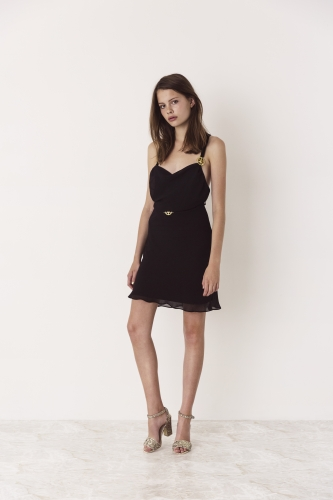 Blaine Dress Black