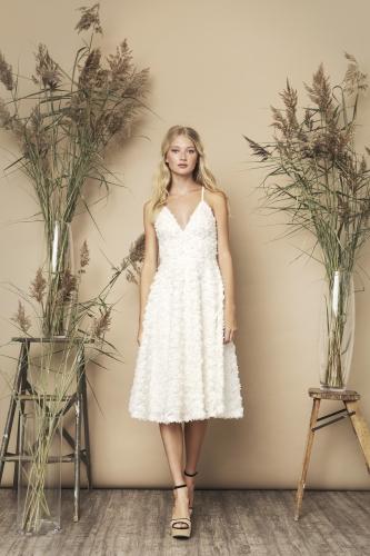 Billie Dress Ivory