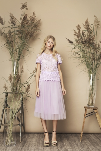 Biscotti Top Flawless Skirt