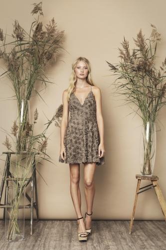 Charlie Dress Olive