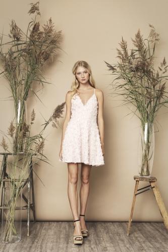 Charlie Dress Soft Pink