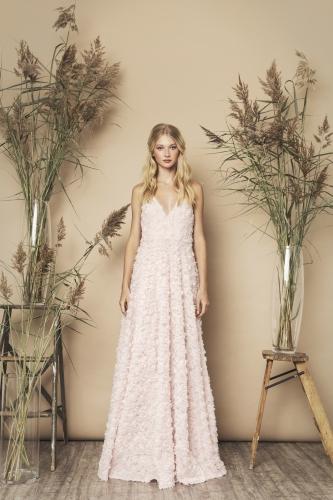 Georgina Dress Soft Pink