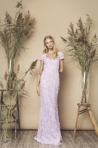 Gigi Dress Purple