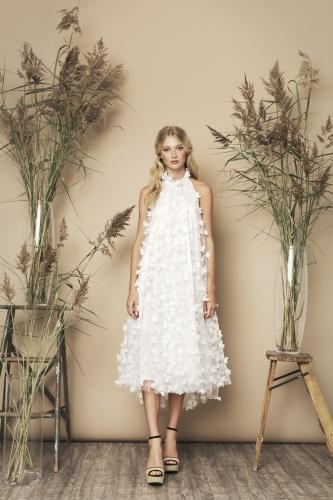 Happy Dress Ivory