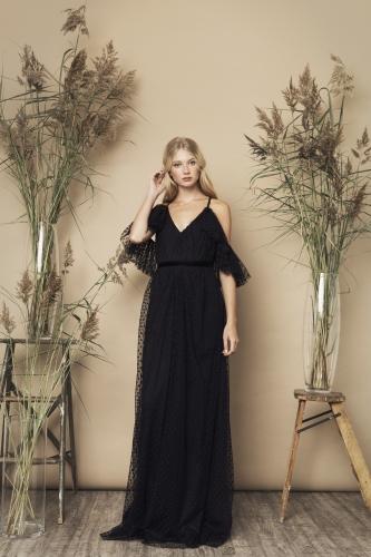 Jessica Dress Black