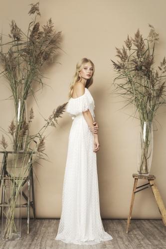Jessica Dress Ivory