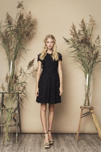 Kiera Dress Black