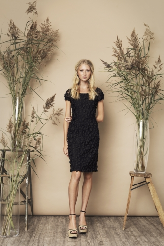 Mimi Dress Black