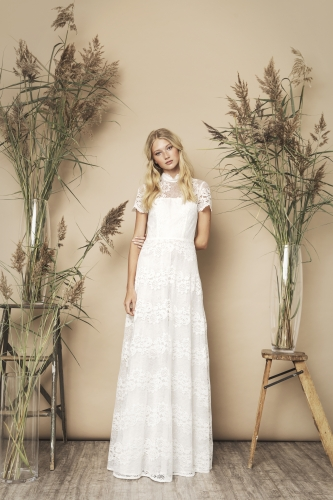 Siren Dress Ivory