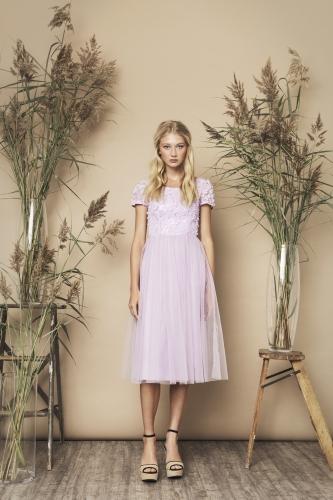 Yasmin Dress Purple