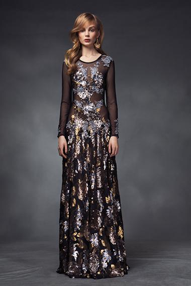 Chakra dress